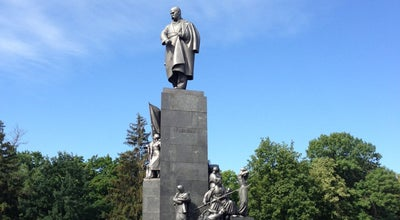 Photo of Park Сад ім. Т. Г. Шевченка at Вул. Сумська, 35, Харків, Ukraine