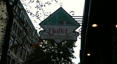 Photo of Buffet Buffet de l'Antiquaire at 95 St-paul, Québec, QC G1K 3V8, Canada