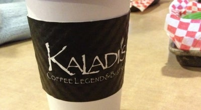 Photo of Cafe Kaladi's Coffee Legend & Bistro at 1716 S Minnesota Ave, Sioux Falls, SD 57105, United States