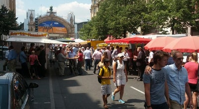 Photo of Food Truck Kaisermarkt at Kaiserstr., Frankfurt am Main 60329, Germany