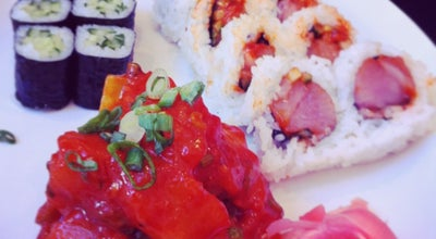 Photo of Sushi Restaurant Sushi California at 388 W Broadway, Vancouver, BC V5Y 1R2, Canada