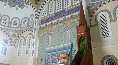 Photo of Mosque Kilimcitepe Camii at Eskiizmir Cad. Bozyaka, Karabağlar, Turkey