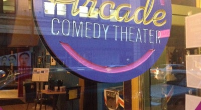 Photo of Theater Arcade Comedy Theater at 811 Liberty Ave, Pittsburgh, PA 15222, United States