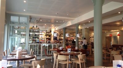 Photo of Italian Restaurant Carluccio's at High Street, Lincoln LN2 1AT, United Kingdom