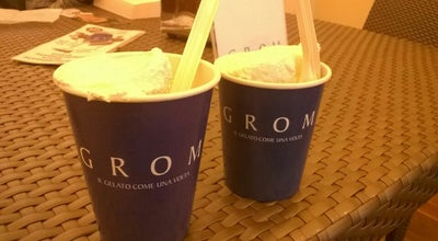 Photo of Ice Cream Shop Grom at Piazza Galimberti 2, Cuneo 12100, Italy
