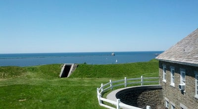 Photo of Park Fort Ontario State Historic Site at 1 E 4th St, Oswego, NY 13126, United States