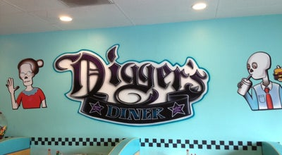 Photo of Diner Digger's Diner at 1895 Farm Bureau Rd, Concord, CA 94519, United States