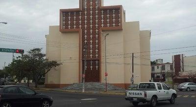 Photo of Church Iglesia Santa Rita de Casia at Colón, Veracruz 91919, Mexico