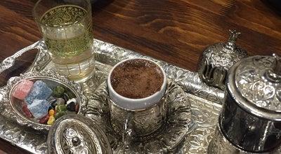 Photo of Cafe Osmanlı Kahve & Nargile at Sivas, Turkey