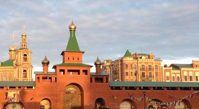 Photo of Historic Site Царевококшайский Кремль at Советская Ул., Йошкар-Ола, Russia