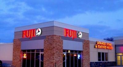 Photo of Japanese Restaurant Fuji Japanese Seafood & Steakhouse at 715 S Washington St, Grand Forks, ND 58201, United States