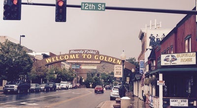 Photo of Historic Site Golden Visitors Center at 1010 Washington Avenue, Golden, CO 80401, United States