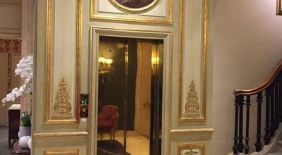 Photo of Hotel Hotel San Regis at 12 Rue Jean Goujon, Paris 75008, France