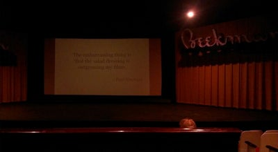 Photo of Indie Movie Theater Village Cinema Greenport at 211 Front St, Greenport, NY 11944, United States