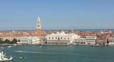 Photo of Historic Site Campanile di San Giorgio Maggiore at Isola San Giorgio Maggiore, Venice 30133, Italy