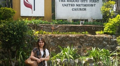 Photo of Church Baguio City First United Methodist Church at 10 Marcos Highway, Baguio 2600, Philippines