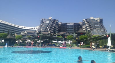 Photo of Water Park Limak Lara Outside Pool at Turkey