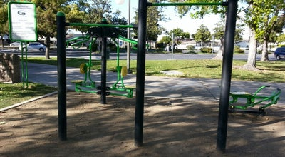 Photo of Playground Garden Grove Library Park & Playground at Garden Grove, CA 92840, United States