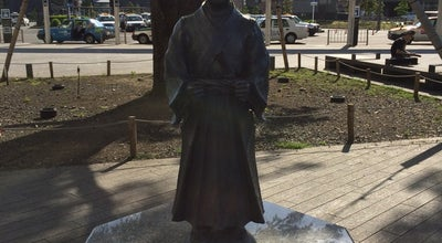 Photo of Monument / Landmark 竹千代君像 at 葵区黒金町, 静岡市, Japan