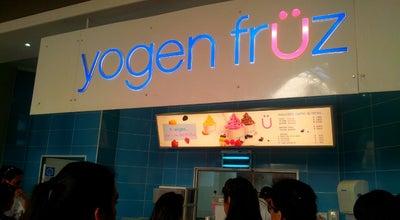 Photo of Ice Cream Shop Yogen Früz Portal Belloto at Chile