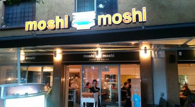 Photo of Sushi Restaurant Moshi Moshi at Plaza Villa Madrid 22, Ciudad de México 06700, Mexico