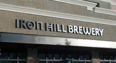 Photo of American Restaurant Iron Hill Brewery & Restaurant at 13107 Town Center Blvd, Voorhees, NJ 08043, United States