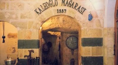 Photo of Historic Site Kaleoğlu Mağarası at Şekeroğlu Mh. Hamdi Kutlar Cd. Şahinbey, Gaziantep, Turkey