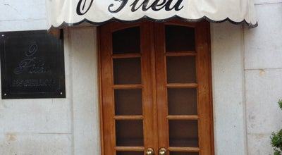 Photo of Mediterranean Restaurant O Pitéu da Graça at Largo Da Graca, 95-96, Lisboa, Portugal