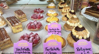 Photo of Bakery Boulangerie-pâtisserie La Parisienne at 28 Rue Monge, Paris 75005, France