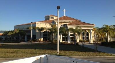 Photo of Church Calvary Christian Center at 1687 W Granada Blvd, Ormond Beach, FL 32174, United States