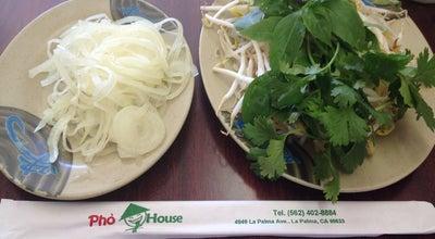 Photo of Vietnamese Restaurant Pho House at 4949 La Palma Ave, La Palma, CA 90623, United States