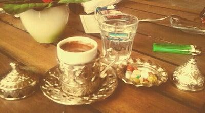 Photo of Cafe Dibekte Kahve Keyfi at Kültür Mah. Onat Kutlar Sk., Aliağa, İzmir 35800, Turkey