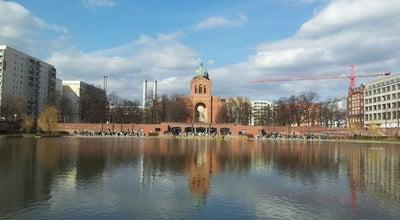 Photo of Lake Engelbecken at Engelbecken, Berlin 10179, Germany