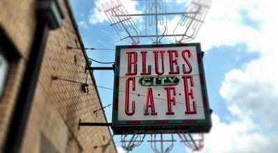 Photo of Bar Blues City Cafe at 138 Beale Street, Memphis, TN 38103, United States