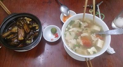 Photo of Vegetarian / Vegan Restaurant Cơm Chay Hà Thành at 116 Ngõ 166 Kim Mã, Hanoi, Vietnam