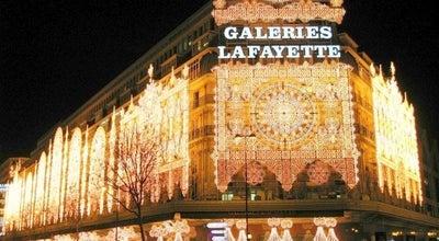 Photo of Furniture / Home Store Galeries Lafayette Maison at 35 Boulevard Haussmann, Paris 75009, France