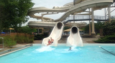 Photo of Water Park Mystic Waters Family Aquatic Center at 2025 Miner St, Des Plaines, IL 60016, United States