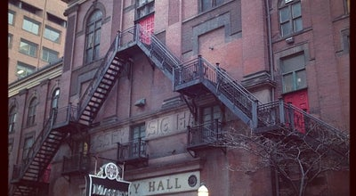 Photo of Concert Hall Massey Hall at 178 Victoria St, Toronto, ON M5B 1T7, Canada
