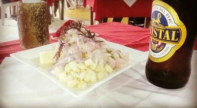 """Photo of Cajun / Creole Restaurant """"El Rincón Piurano"""" at Peru"""