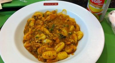 Photo of Italian Restaurant Spoleto Culinária Italiana at Shopping Praça Da Moça, Diadema, Brazil