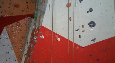 Photo of Rock Climbing Spot Krajalnia Centrum Wspinaczkowe at Poznan, Poland