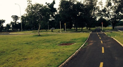 Photo of Park Parque Linear do Lagoa at Av. Pref. Lúdio Martins Coelho / Av. Dr. Nasri Siufi, Campo Grande, Brazil