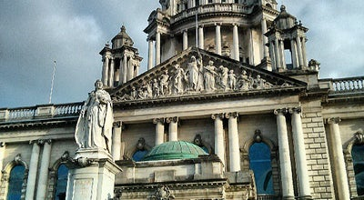 Photo of Monument / Landmark City Hall at Donegall Sq., Belfast BT1 5GS, United Kingdom