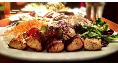 Photo of Mediterranean Restaurant Panini Cafe at 2333 E Coast Hwy, Corona del Mar, CA 92625, United States
