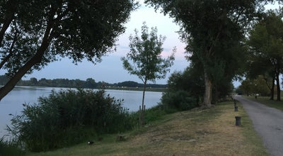 Photo of Lake Lago di Mezzo at Viale Mincio, Mantova 46100, Italy