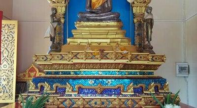 Photo of Temple หอพระพุทธอังคีรส at สวนศรีเมือง, Mueang Rayong 21000, Thailand