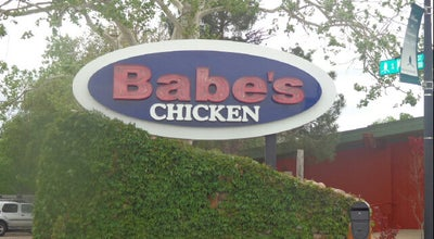 Photo of Southern / Soul Food Restaurant Babe's Chicken Dinner House at 200 S Main St, Cedar Hill, TX 75104, United States