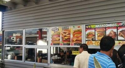 Photo of Burger Joint Matambritas at Cc Los Próceres, Frente A Coco Baleadas, Tegucigalpa, Honduras