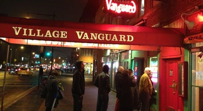 Photo of Jazz Club Village Vanguard at 178 7th Ave S, New York, NY 10014, United States