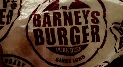 Photo of Burger Joint Barneys Burger at Kisad Road, Baguio City, Philippines